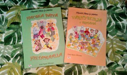 suomalaista lastenkirjallisuutta