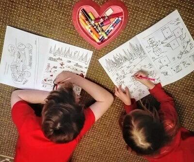puuhakirja lapsille